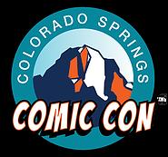 Colorado Springs Comic Con Logo
